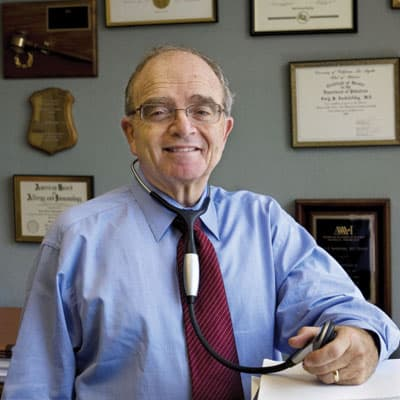 Asthma Expert Discusses Causes; Ways to Alleviate Suffering of Children (May 2008)