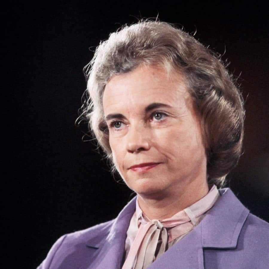 A Civics Lesson with Supreme Court Justice Sandra Day O'Connor (February 2012)