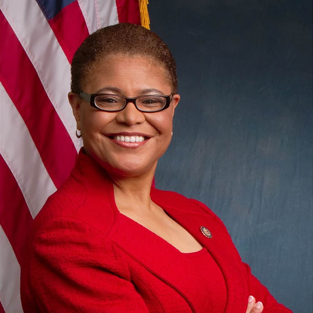 Congressmember, Karen Bass – Working to Reform Foster Care (September 2014)