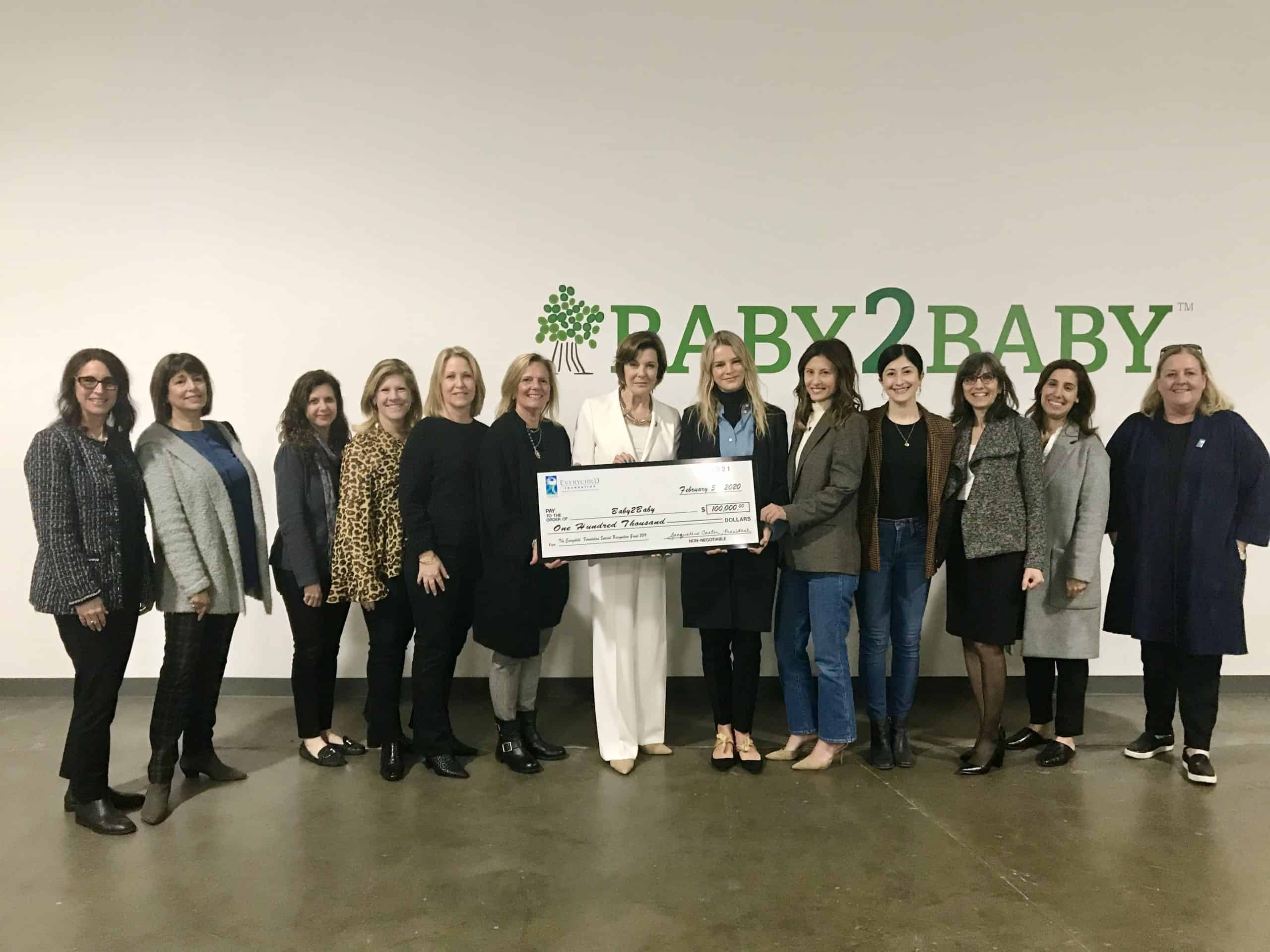 Baby2Baby Receives New Everychild Special Recognition Grant